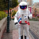 high quality spacesuits mascot costume adult size Halloween costume fancy dress free shipping