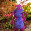 high quality purple dragon mascot costume adult size Halloween costume fancy dress free shipping
