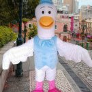 high quality goose mascot costume adult size Halloween costume fancy dress free shipping