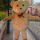 high quality doll bear mascot costume adult size Halloween costume fancy dress free shipping