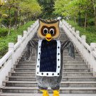 high quality owl mascot costume adult size Halloween costume fancy dress free shipping