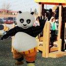 high quality panda mascot costume Daniel adult size Halloween costume fancy dress free shipping
