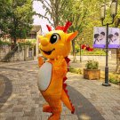 high quality dragon mascot costume adult size Halloween costume fancy dress free shipping