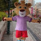 high quality tiger mascot costume adult size Halloween costume fancy dress free shipping