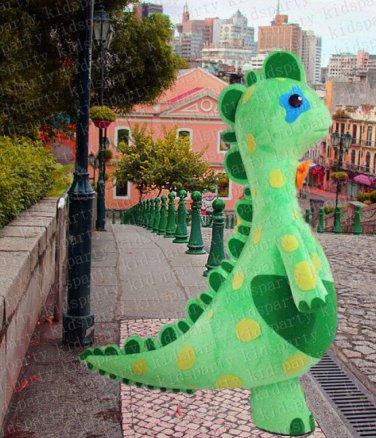 high quality dragon mascot costume alex adult size Halloween costume fancy dress free shipping