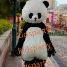 New panda mascot costume bear fancy party dress suit carnival costume fursuit mascot