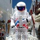 Space suit Astronaut mascot costume fancy party dress suit carnival costume fursuit mascot