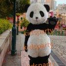 New panda mascot costume fancy party dress suit carnival costume fursuit mascot