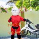 New man mascot costume fancy party dress suit carnival costume fursuit mascot