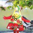 New Pizza Mascot Costume Custom Cosplay Cartoon Carnival Costume Fancy Costume