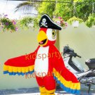 New pirate parrot Costume cartoon costumes advertising costume school mascot fancy dress