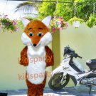 New fox mascot costume fancy costume cosplay fancy dress carnival costume