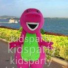 POLYFOAM high quality costume purple dinosaur mascot costume