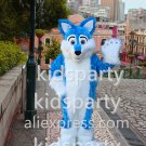 New fox fursuit mascot costume fancy party dress suit carnival costume fursuit mascot