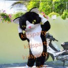 New black cat mascot costume fancy costume cosplay fancy dress carnival costume