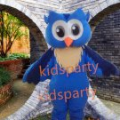 Factory direct sale owl mascot costume carnival fancy dress costumes school EMS free shipping