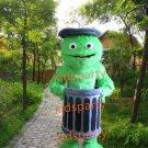 New long plush monster Mascot Costume Mascot Adult Character Costume Fancy Dress