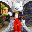 New wedding cat mascot costumes Christmas Halloween Outfit Fancy Dress Suit Free Shipping