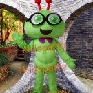 New plush carpenterworm costume worm mascot costume Christmas Halloween Free Shipping