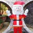 Professional  Santa Claus mascot Costume WholeSale price mascot Cartoon Clothing