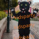 New Velour Black Panther Mascot Costumes Mascot Costumes