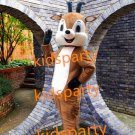 New goat mascot costume fursuit sheep fancy dress carnival costume