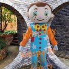New clown boy mascot costume fursuit  fancy dress carnival costume