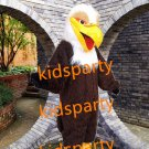 New brown Eagle mascot costume Fancy Dress bird Halloween party costume Carnival Costume