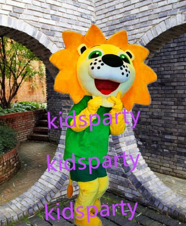New lion cat mascot costume Fancy Dress bird Halloween party costume Carnival Costume