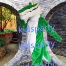 New crocodile mascot costume Fancy Dress Halloween party costume Carnival Costume