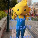 New yellow boy mascot costume Fancy Dress Halloween party costume Carnival Costume