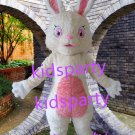 New rabbit mascot costume Fancy Dress Halloween party costume Carnival Costume
