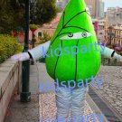 New green corn mascot costume Fancy Dress Halloween party costume Carnival Costume