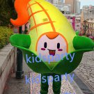 New corn mascot costume Fancy Dress Halloween party costume Carnival Costume