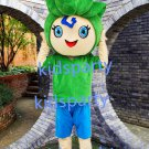 New Vegetable boy mascot costume Fancy Dress Halloween party costume Carnival Costume