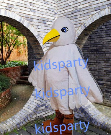 New Seagull mascot costume Fancy Dress Halloween party costume Carnival Costume