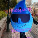 New blue water mascot costume Fancy Dress Halloween party costume Carnival Costume