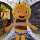New bee mascot costume Fancy Dress Halloween party costume Carnival Costume