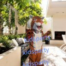 New brown tiger mascot costumes  fursuit christmas Halloween costume