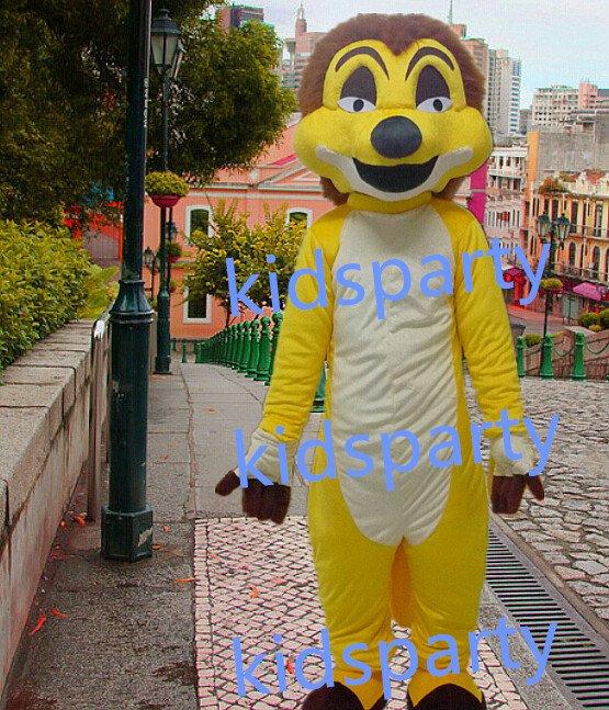 New Cat Mascot Costume Mascot Parade Quality Clowns Birthdays Fancy dress party