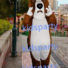 New dog Mascot Costume Mascot Parade Quality Clowns Birthdays Fancy dress party