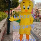 New yellow chicken bird Mascot Costume Mascot Parade Quality Clowns Birthdays Fancy dress party