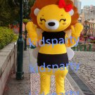 New bee bears Mascot Costume Mascot Parade Quality Clowns Birthdays Fancy dress party