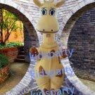 New Giraffe Mascot Costume Mascot Parade Quality Clowns Birthdays Fancy dress party