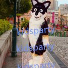 New husky dog fursuit Mascot Costume wolf mascot Halloween