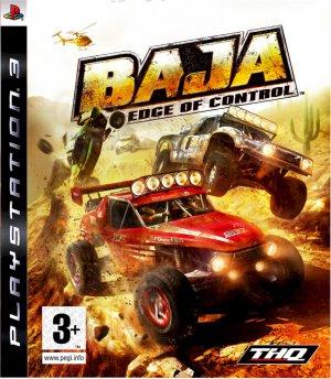 BAJA EDGE OF CONTROL PS3