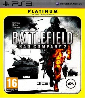 BATTLEFIELD BAD COMPANY 2 PS3 SONY PLAYSTATION 3