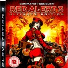 COMMAND & CONQUER RED ALERT 3 ULT ED PS3 SONY PLAYSTATION 3