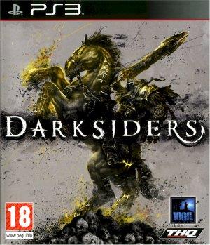 DARKSIDERS PS3 SONY PLAYSTATION 3