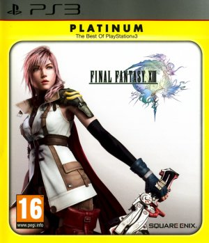 FINAL FANTASY XIII PS3 SONY PLAYSTATON 3
